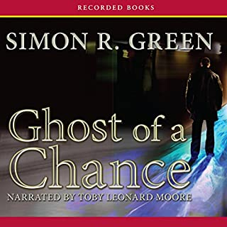 Ghost of a Chance cover art
