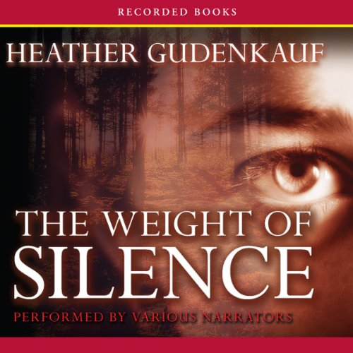 Page de couverture de The Weight of Silence