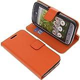 foto-kontor Tasche für Doro 8031 Book Style orange