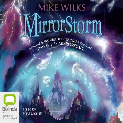 Mirrorstorm audiobook cover art