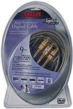 RCA DT9AV Digital Audio/Video Cable (9 FT)