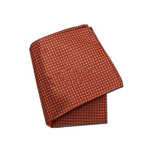 Clj Charles Le Jeune. Pochette. CITY, Microfibre. Orange, Discret et sobre.