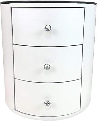 Amazon.com: HUO, mesa de café nórdica mesilla de noche mini ...
