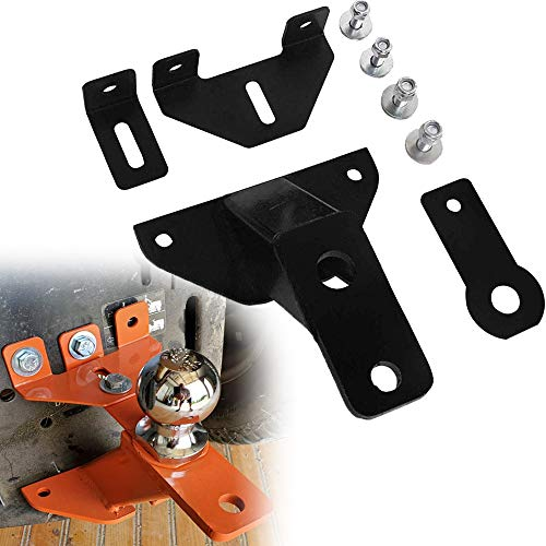 Universal Lawn Garden Tractor Hitch Tow Receiver Support Brace KIT