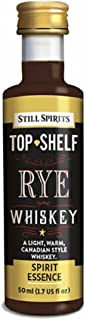 MOONSHINE FLAVORING RYE WHISKEY Still Spirits ESSENCE Top Shelf Flavor