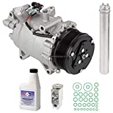 AC Compressor & A/C Kit For Acura RDX 2007 2008 2009 2010 2011 2012 - BuyAutoParts 60-81517RK NEW