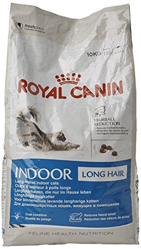 Royal Canin 55158 Indoor Long Hair 10 kg - Katzenfutter