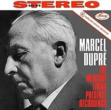 Marcel Dupre Dupre: Complete Mercury Living Presence Recordings Organ