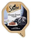 Sheba Creazioni Speciali per Gatto da 85 Gr, Trota...