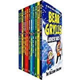 Bear Grylls The Complete Adventures Collection 12 Books Set