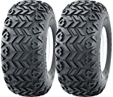 WANDA 2 New ATV Go Kart Golf Cart John Deer OEM Tires 22.5X10-8 4PR - 14027