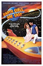 Earth Girls Are Easy Movie Poster #01 24x36in
