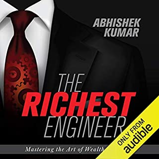 The Richest Engineer cover art