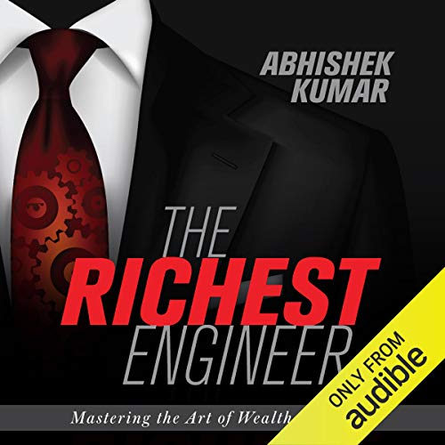The Richest Engineer audiobook cover art