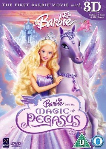 Barbie - The Magic of Pegasus 3D [UK Import]