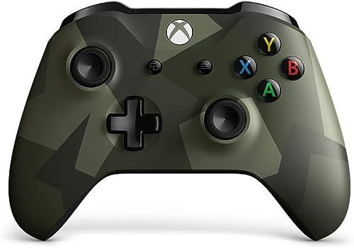 Manette Xbox One sans fil - Edition Spéciale Armed Forces II