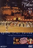 Spirit of the Tattoo - Edinburgh Tattoo 1996-2002 [DVD] [Reino Unido]