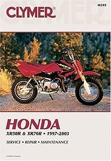 Clymer Honda Xr50R & Xr70R, 1997-2003 (Clymer Motorcycle Repair)