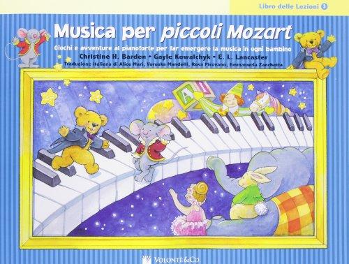 Musica per piccoli Mozart. Il libro delle lezioni: 3