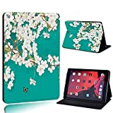 MENGYI Housse de Protection pour Tablette pour AP iPad 2 3 4 5 6 7 / AIR 1 2 AIR 3 AIR 3 10.5 / Pro...
