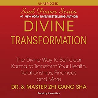 Divine Transformation cover art