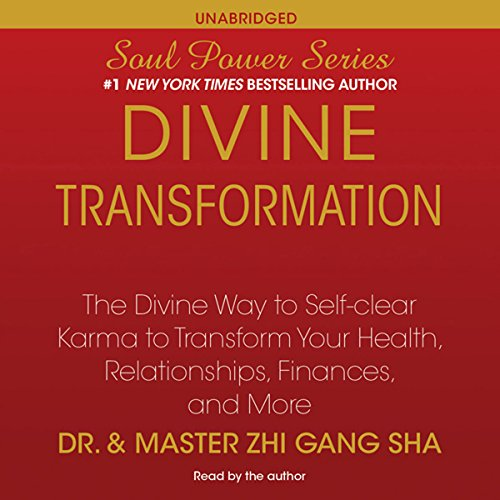 Divine Transformation audiobook cover art