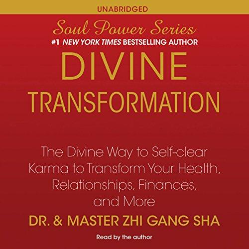 Divine Transformation cover art