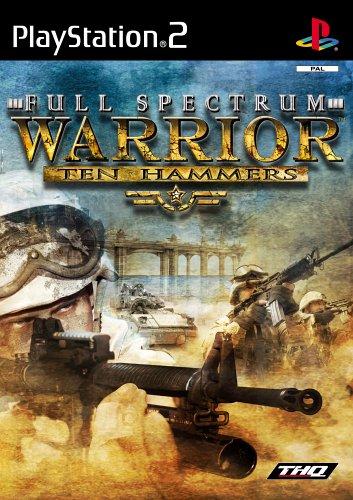 THQ Full Spectrum Warrior: Ten Hammers, PS2