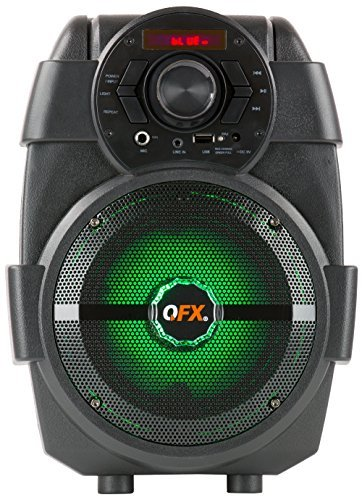 QFX PBX-5 Rechargeable 6.5""