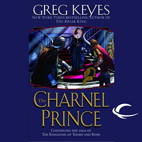The Charnel Prince audiobook cover art