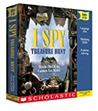 I Spy Treasure Hunt (Jewel Case) [Old Version]