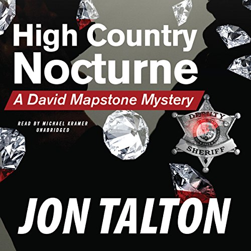 High Country Nocturne audiobook cover art