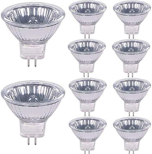Halogen Reflektor Leuchtmittel 20W GU4 12V MR11 Warmweiß Dimmbar