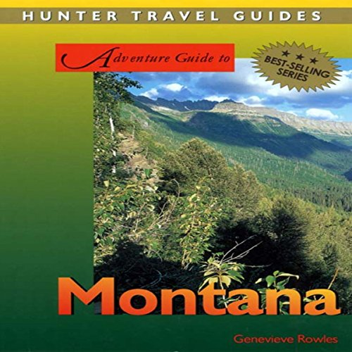Montana Adventure Guide cover art