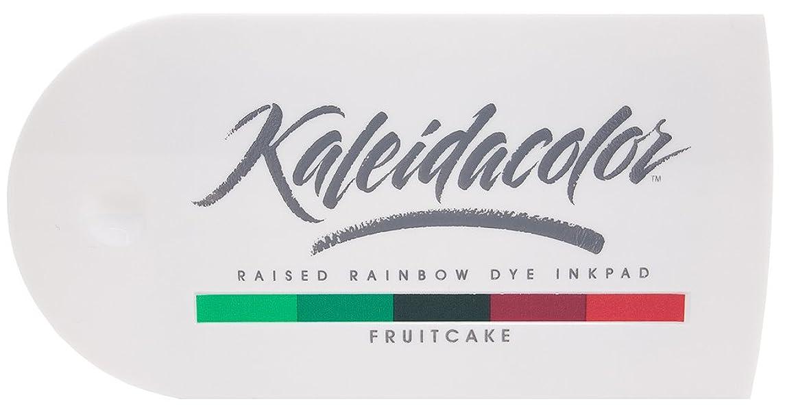 Tsukineko 5-Color Kaleidacolor Dye Inkpad, Fruitcake