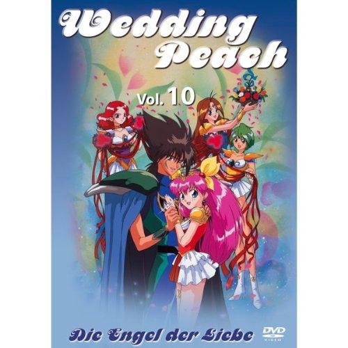 Wedding Peach Vol.10 - Episoden 47-51