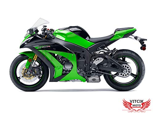 Reposes Pied Arrière passager Kawasaki Ninja ZX10R 2011-2014