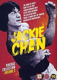 Jackie Chan Collection - Volume 2 - 7-DVD Set ( Shao Lin men / Xin jing wu men / Shao Lin mu ren xiang / Jian hua yan yu jiang nan / Fung yu [ Origen Sueco, Ningun Idioma Espanol ]