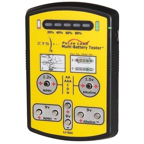Best Prices! ZTS MINI-9RL Multi-Battery Tester