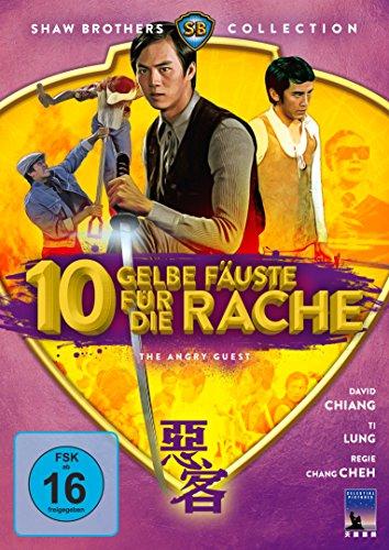 Zehn gelbe Fäuste für die Rache - The Angry Guest (Shaw Brothers Collection) (DVD)