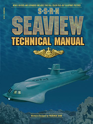 Voyage to the Bottom of the Sea - Seaview Technical Manual - 2 Poster Bonus