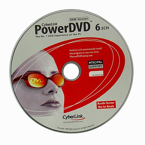 Cyberlink Power DVD 6.0 OEM