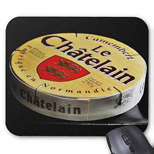 Muismat, gaming-muismat groot formaat 300x250x3mm dikke Camembert-kaasdoos verlengd muismat antislip rubber