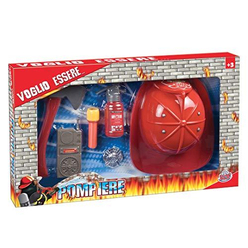 Grandi Giochi GG16003 - Set Il Pompiere