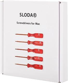SLODA S2鋼 五芒星 六線星形 トライウイング フィリップススクリュードライバー MacBook Proと MacBook Airと MacBook用 (すべてのRetinaディスプレイモデルと旧MacBookのモデルに 適する )