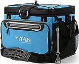Arctic Zone Titan Deep Freeze 30 Can Zipperless HardBody Cooler, Process Blue (5-99309-30-0E)
