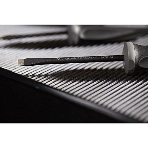 Craftsman Extreme Grip 6-piece Diamond Tip Screwdriver Set