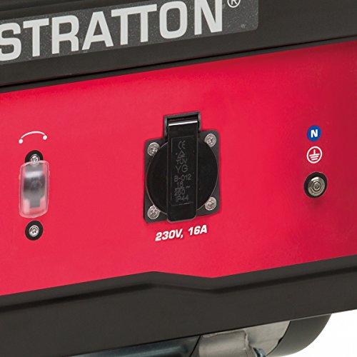 Briggs & Stratton SPRINT 1200A Groupe électrogène portable à essence - 900 watts en Fonctionnement/1 125 watts au Démarrage, 030670