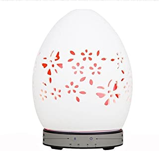 ZGSP Aroma Light, Air Humidifier, Ultrasonic Mute, Ceramic Craft, Air Humidification Dust Clean Air, Bedroom Home