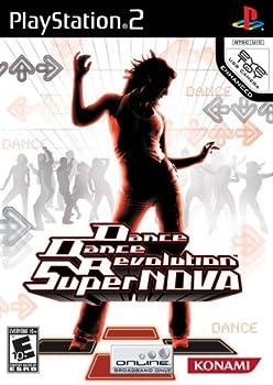 Dance Dance Revolution Supernova - PlayStation 2  Game